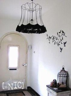 leuk idee lampkap