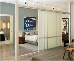 10 Ideas for Room Dividers in a Studio Apartment 7