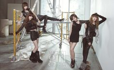 2ne1 fashion style - VOGUE Girl Korea