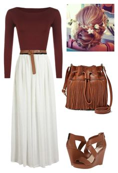 """""""Accelerate Outfit"""" by a-b-underwood on Polyvore featuring WearAll, Jessica Simpson and FOSSIL"""