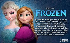 My favorite Disney movie is Frozen. Can Zimbio guess yours? - Quiz
