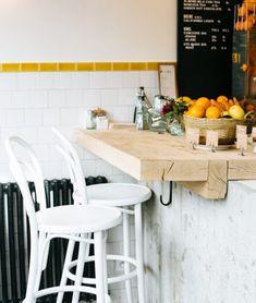 breakfast & lunch spots in Paris #paris #iledefrance #france