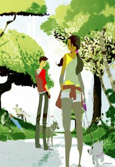 Park by Pascal Campion