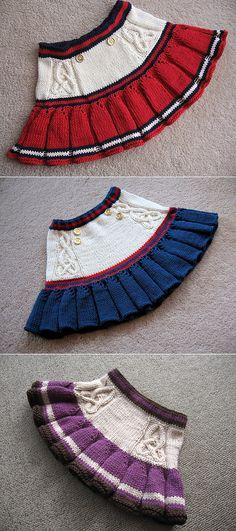 liveinternet.ru Knit Skirt, Tree Skirts, Knitting, Holiday Decor, Crochet, Craft, Baby, Fashion, Tricot
