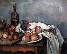 Soğanlı Natürmort, 1896-1898, Musée d'Orsay, Paris, Fransa.