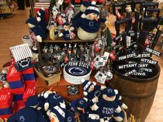 Penn State Winter Items, The Old Farmer's Almanac General Store.