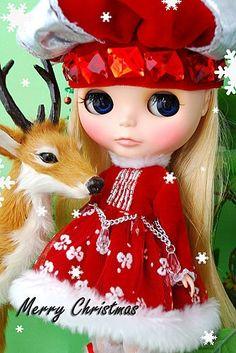 Blythe Christmas Greetings