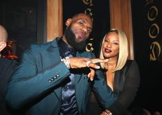 814f43cdc02 14 Best Lebron James and wife images