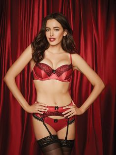 Bras N Things Christmas 2015 campaign