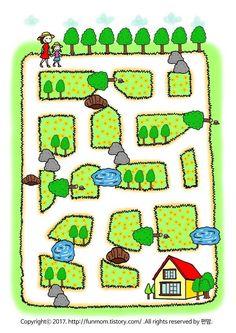 Preschool Education, Toddler Learning Activities, Free Preschool, Kindergarten Activities, Book Activities, Fun Worksheets For Kids, Mazes For Kids, Preschool Worksheets, Kids Writing