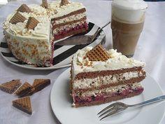 Hanuta - Torte, ein raffiniertes Rezept aus der Kategorie Torten. Bewertungen: 20. Durchschnitt: Ø 4,1.