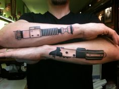 Nerd Tattoos (Pt. 3) – The Force is Strong with These Ones | NerdAtlas