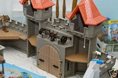 Playmobil has amazing toys for historical play  - we got the Viking ship and fort set, and our kids LOVE it!