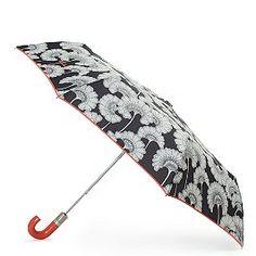 a #vespa ride in the rain wouldn't seem so bad with this #katespade umbrella. #ridecolorfully