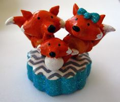 Pig & Pumpkin Co. -- Whimsical Paperclay Sculptures by Megan Downing
