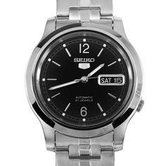 Chronograph-Divers.com - Seiko 5 Black Analog Mens Sports Watch SNK799K1 SNK799, $55.00 (http://www.chronograph-divers.com/seiko-5-black-analog-mens-sports-watch-snk799k1-snk799/)