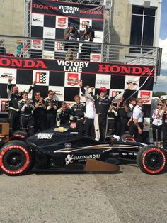 Congrats to @josefnewgarden, @CFHRIndy and @TeamChevy on the big win at @BarberMotorPark!  #Indycar #IndyRivals 2015