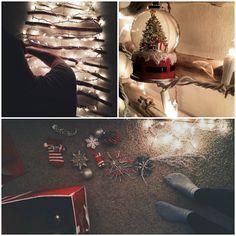 :Bringing Up Bauer: DIY Branch Christmas Tree