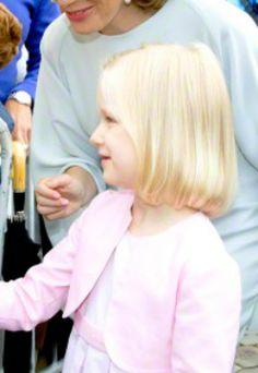 princessofsuffolk:  Belgium National Day July 21, 2015-Princess Eléonore