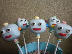 Cake pop robots