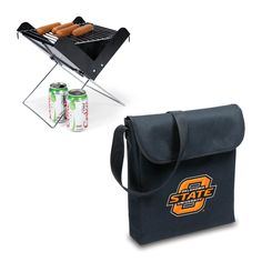Oklahoma State Cowboys V-Grill by Picnic Time