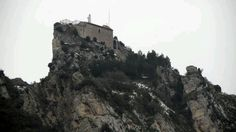 Ermita de San Felices de Bilibio, aqui se celebra la Batalla del Vino, Haro, La Rioja, Spain