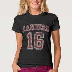Vote Bernie Sanders for President 2016 T Shirt, Hoodie Sweatshirt