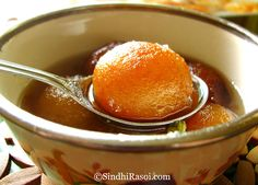One of the most popular Indian Dessert, Gulabjamun.Soft and oozing with syrupy flavors, these sugar bombs are favorite of almost every Indian soul.