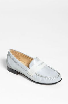 Cole Haan 'Monroe Reflective' Loafer available at Nordstrom. What a stylish way to integrate reflective materials into your bike ride!