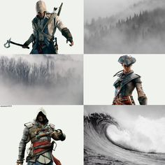 [AC3/ACL/AC4 BF] The Assassins (2/5)