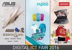 ICT Fair এ আসস-লনভ-রপর পণয করয় নশচত উপহর  http://ift.tt/1VbnfBU