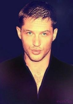 Those lips... Tom Hardy