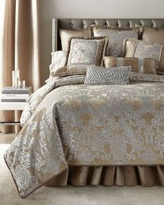 Gretta Bedding by Dian Austin Couture Home at Horchow.