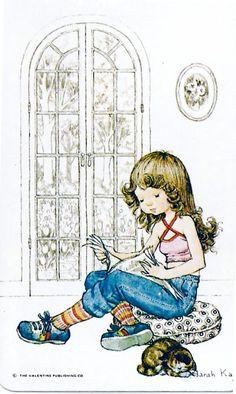 sarah kay art | SARAH KAY Colección Imágenes tamaño XL Cards Illustration IMÁGENES ...