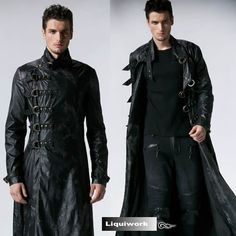 Top Gothic Fashion Tips To Keep You In Style. As trends change, and you age, be willing to alter your style so that you can always look your best. Consistently using good gothic fashion sense can help Dark Fashion, Gothic Fashion, Mens Fashion, Mode Steampunk, Steampunk Fashion, Cool Outfits, Fashion Outfits, Fashion Tips, Fashion Clothes