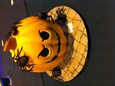 "Award winning pumpkin cake ""jack"""