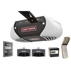 Craftsman 1 1/4 HPS* Smart Garage Door Opener