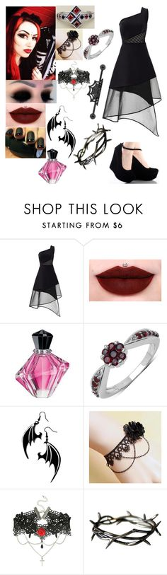 """""""The APMAs with Ash Costello"""" by katlanacross ❤ liked on Polyvore featuring David Koma, Jeffree Star, Malaika and Fit-to-Kill"""