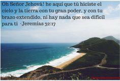 Jeremías 32:17 (Cambia tu Mentalidad) | 2da Timoteo: 2:3,4