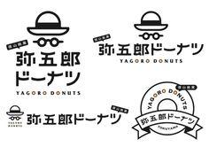 弥五郎ドーナツ ロゴマーク