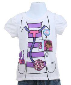 Doc McStuffins Costume Shirt Toddler #FreezeKids #TShirt #Everyday