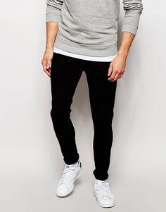 ASOS+Super+Skinny+Jeans+in+Black