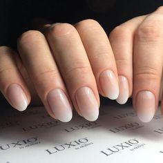 Oval Acrylic Nails, Natural Acrylic Nails, Natural Nails, Short Rounded Acrylic Nails, Short Pointed Nails, Oval Nail Art, Natural Wedding Nails, Wedding Acrylic Nails, Cute Nails