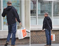 Prince Harry grocery shopping at Waitrose Tuesday, June 21