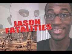 JASON VOOREHES FATALITIES, BRUTALITIES AND X RAYS REACTION!!!!!!