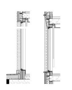 Morris + Company > Belle Vue senior residence . london | HIC Arquitectura Bubble Diagram Architecture, Brick Architecture, Urban Architecture, Architecture Drawings, Contemporary Architecture, Architecture Details, Duggan Morris, Brick Detail, Brick Facade