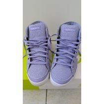 af52c6013e999 Zapatillas Adidas Neo Label Nuevas Talle 37 Color Lila