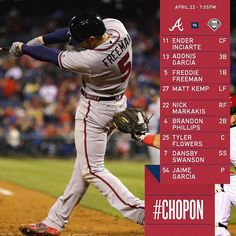 Game 2️⃣ in Philly @ 7:05 #ChopOn