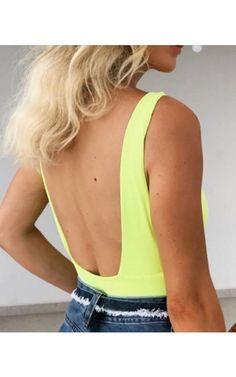 048d8dfa70 Body Neon ➦ Body Neon Feminino Para Comprar Online ®