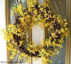 Image result for spring wreath